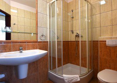 Przykład łazienki,  PHOENIX w Kołobrzegu, fot. © K. Ratajczyk